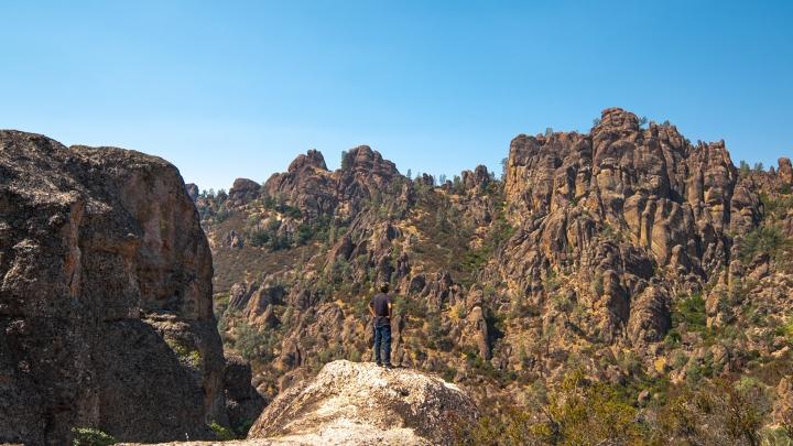 Pinnacle National Park,California