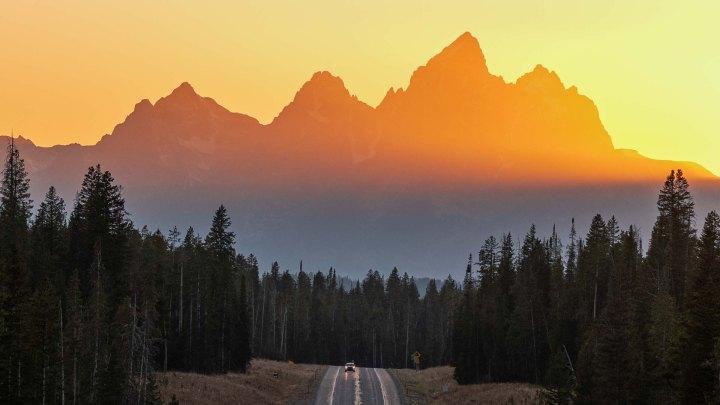 Day 4: Grand Teton NationalPark